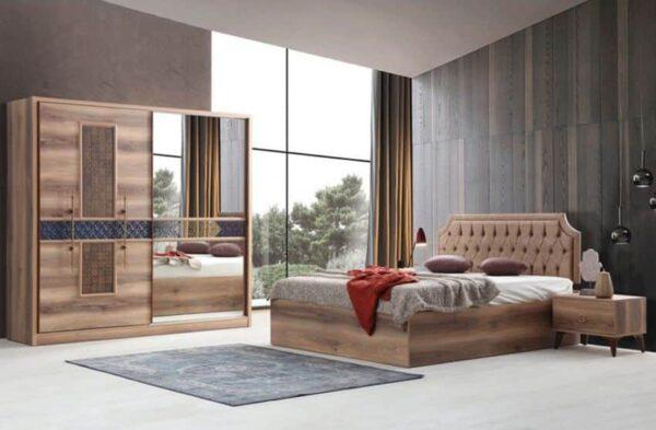 Mobila completa dormitor Abelya elvila