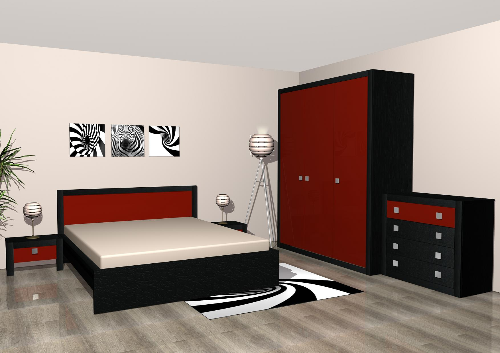 Mobila dormitor Tara elvila