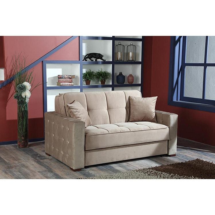 Canapea simpla de 2 locuri Molina elvila