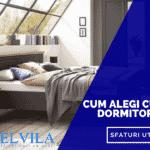 sfaturi utile pentru amenajarea dormitorului